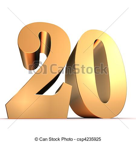 Number 20 clipart picture royalty free download Number 20 Illustrations and Clipart. 1,831 Number 20 royalty free ... picture royalty free download