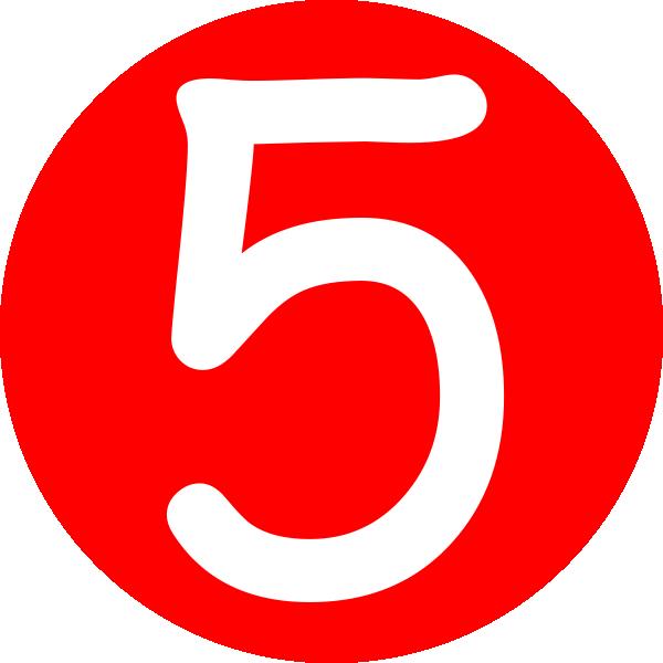 Number 20 clipart jpg freeuse download Number Five Clipart | Clipart Panda - Free Clipart Images jpg freeuse download
