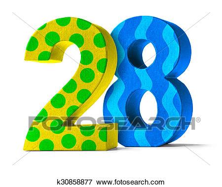 Number 28 clipart download Number 28 clipart 2 » Clipart Station download