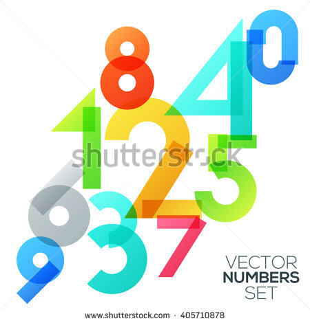 Number 3 design clipart arabic png freeuse library Arabic Numerals Stock Vectors, Images & Vector Art | Shutterstock png freeuse library