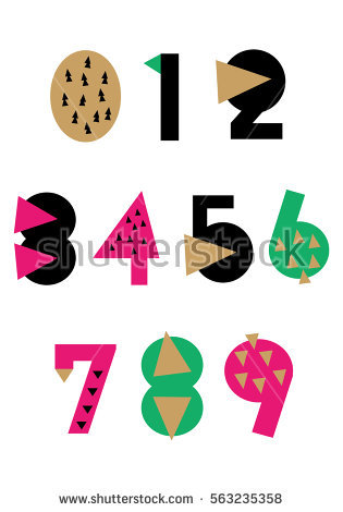 Number 3 design clipart arabic clip art free library Arabic Numerals Stock Vectors, Images & Vector Art | Shutterstock clip art free library