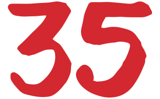 Number 35 clipart vector stock 35 Png free clipart | Clipart Finders vector stock