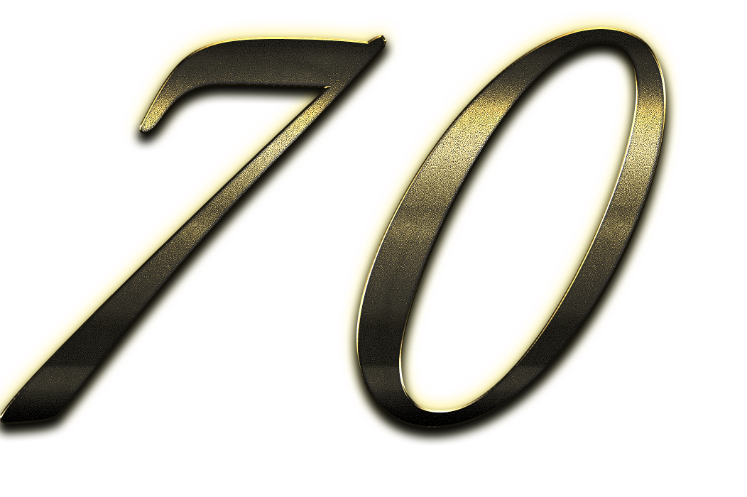 Number 70 clipart clip art library 70 Number Clipart PNG clip art library