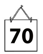 Number 70 clipart banner Free Numbers Clipart - Clip Art Pictures - Graphics ... banner