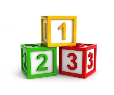 Number block clipart svg transparent download Clipart number block 3 - ClipartFest svg transparent download