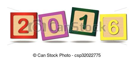 Number block clipart clip free stock Clipart Vector of Vector wooden number blocks - Wooden number ... clip free stock