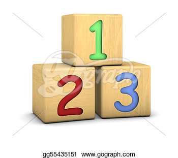 Number block clipart jpg black and white Number block clipart - ClipartFox jpg black and white
