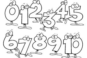 Number clipart black and white clipart free Numbers clipart black and white 2 » Clipart Station clipart free