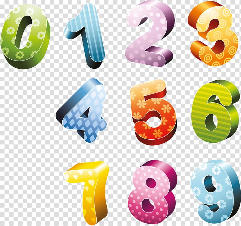 Number graphics clipart png royalty free stock 3D computer graphics Number , 1 transparent background PNG ... png royalty free stock