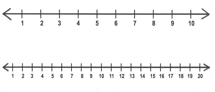 Number line 1 20 clipart picture transparent library Number line 1 20 clipart - ClipartFest picture transparent library