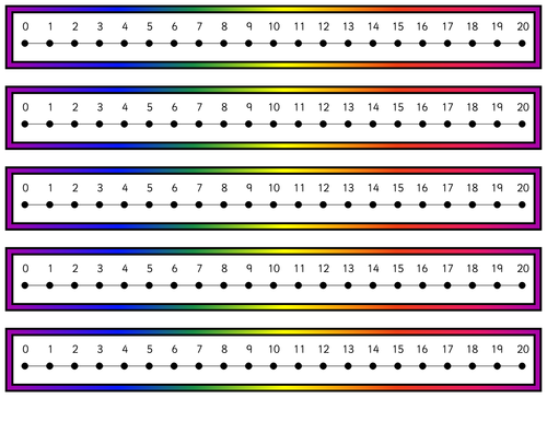 Number line 1 to 20 clipart vector free library Free Worksheets : number line 1-20 Number Line : Number Line 1-20 ... vector free library
