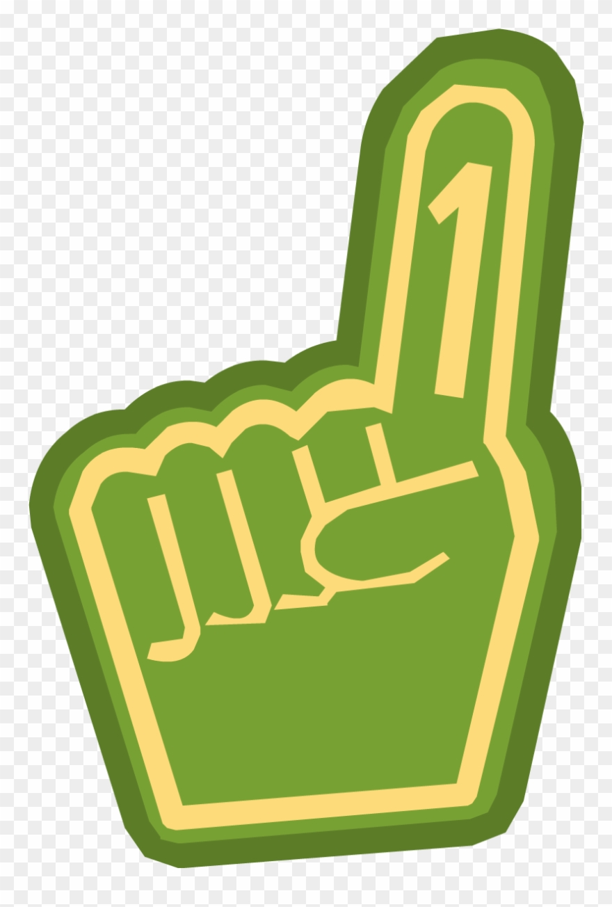 Number1 dad clipart image free Single Clipart Number 1 Finger - Number 1 Finger Png ... image free