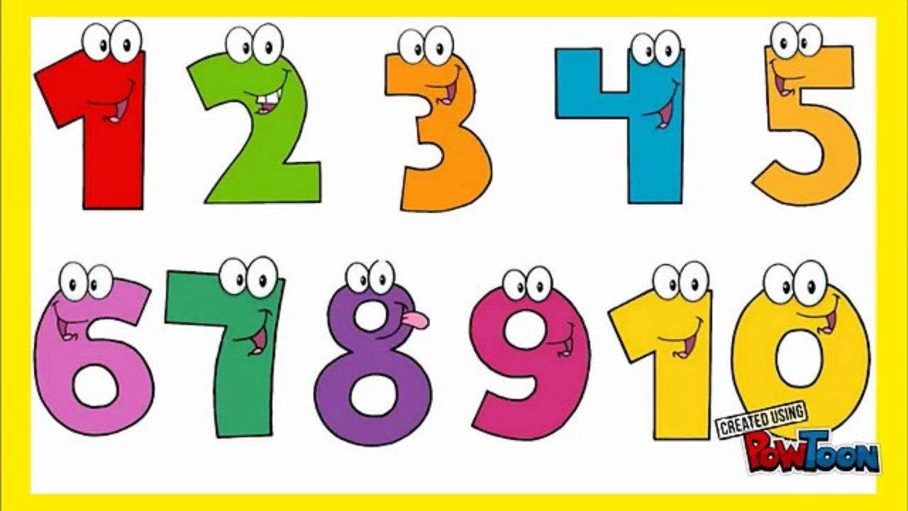 Numbers 1 to 10 clipart jpg stock Talking Surprise Egg Learn Count Numbers 1 to 10 - Best Kid Games ... jpg stock