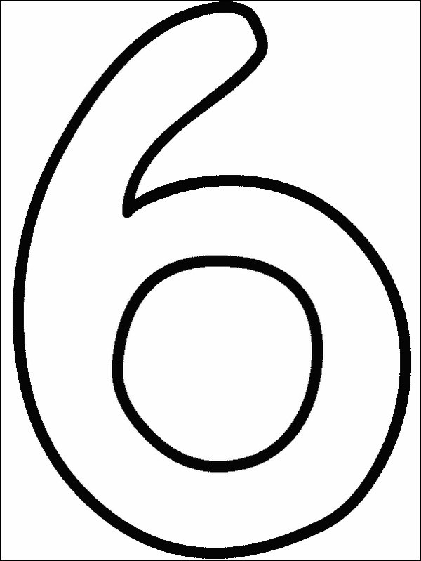 Numbers 1 to 10 clipart black and white banner freeuse Numbers Clipart 1-10 Black And White - clipartsgram.com banner freeuse