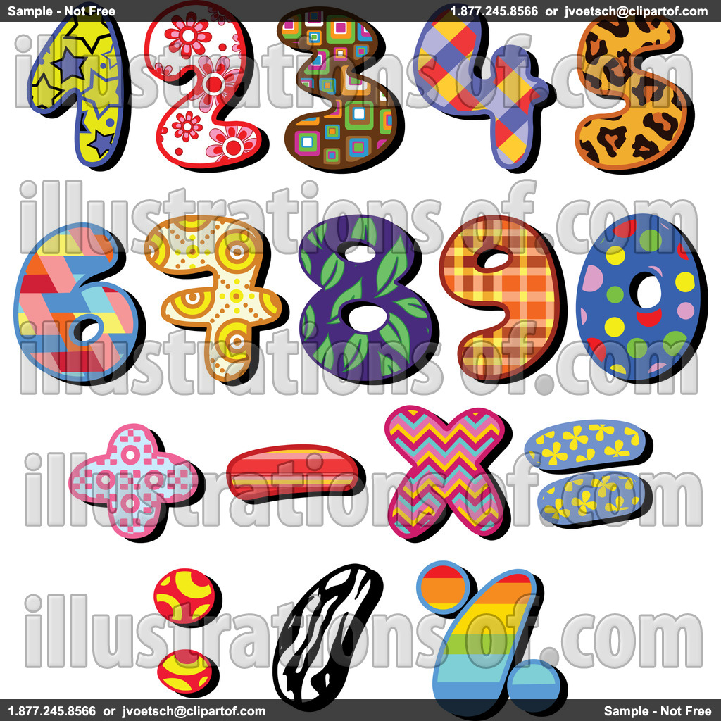 Numbers clipart 1 20 stock Clip Art Percentages Numbers 1-20 Clipart - Clipart Kid stock