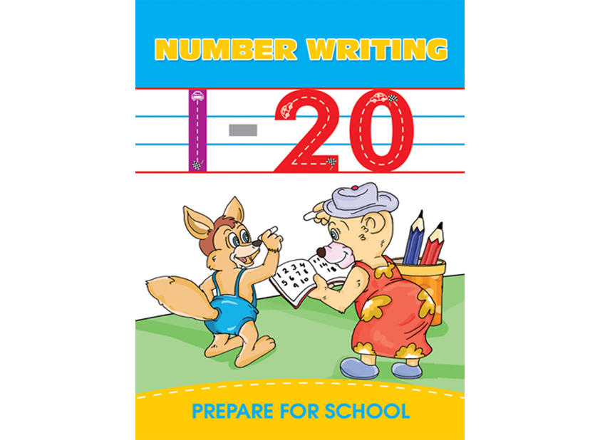 Numbers clipart 1 20 png free sterling new horizons Writing - Number Writing (1-20) - Books ... png free