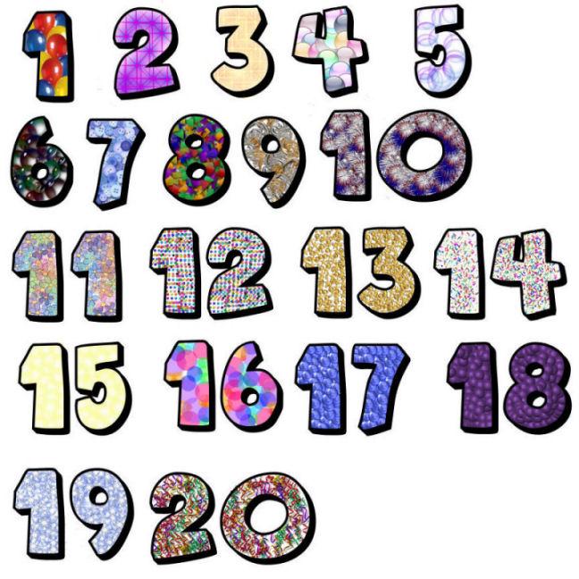 Numbers clipart 11 20 image Numbers clipart 11 20 - ClipartFest image