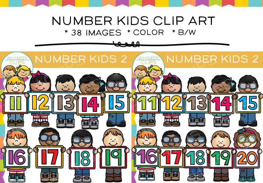 Numbers clipart 11 20 jpg free stock Numbers clipart 11 20 - ClipartFest jpg free stock
