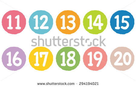 Numbers clipart 11 20 graphic transparent stock Numbers clipart 11 20 - ClipartFox graphic transparent stock