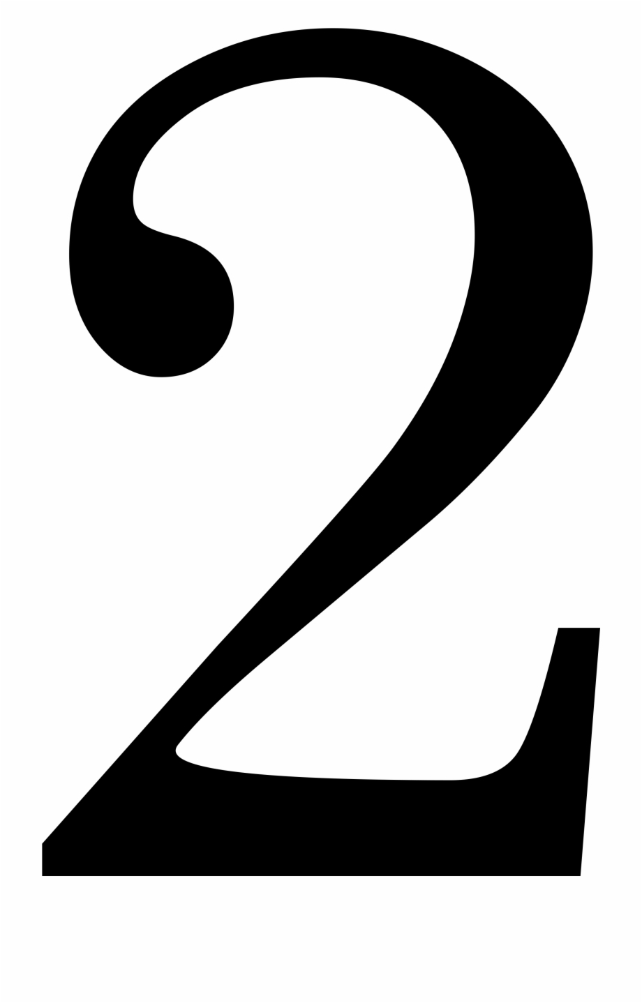 Numero 2 clipart clip art transparent download Number 2 Png - Number 2 With No Background Free PNG Images ... clip art transparent download