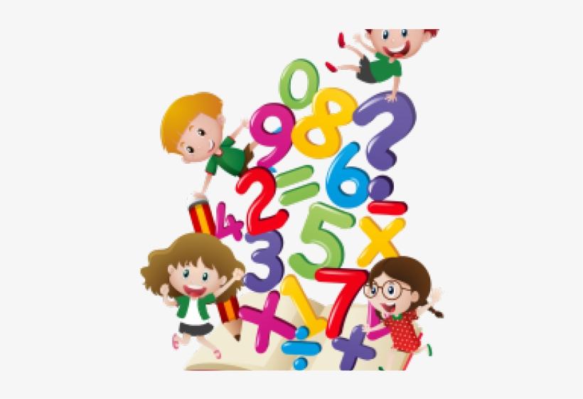 Numeros clipart clip art royalty free stock Mathematics Clipart Math Week - Jugando Con Numeros Animado ... clip art royalty free stock