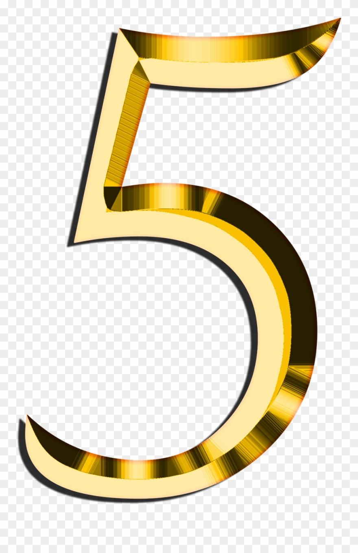 Numeros clipart svg freeuse download Golden Number Photos - Numeros En Dorado Hd Clipart ... svg freeuse download