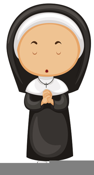 Nun cartoon clipart image library Nuns Clipart | Free Images at Clker.com - vector clip art ... image library