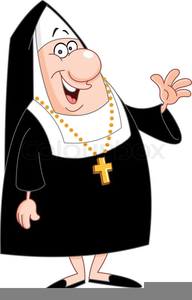 Nun cartoon clipart picture freeuse stock Nun Cartoon Clipart | Free Images at Clker.com - vector clip ... picture freeuse stock