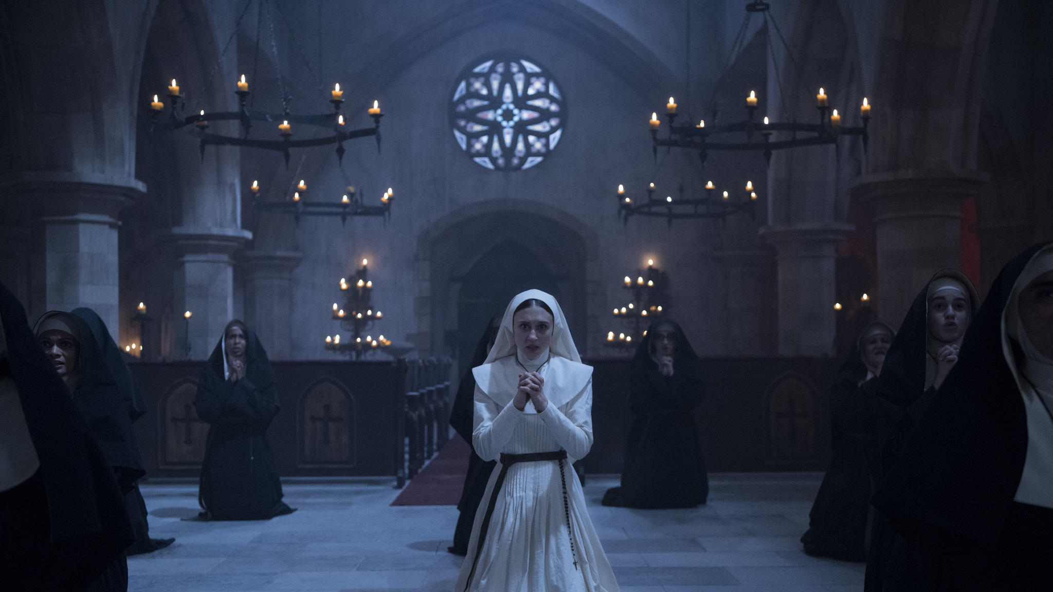 Nun taking a snapshot of the cross cliparts images graphic freeuse download The Nun (2018) - Photo Gallery - IMDb graphic freeuse download