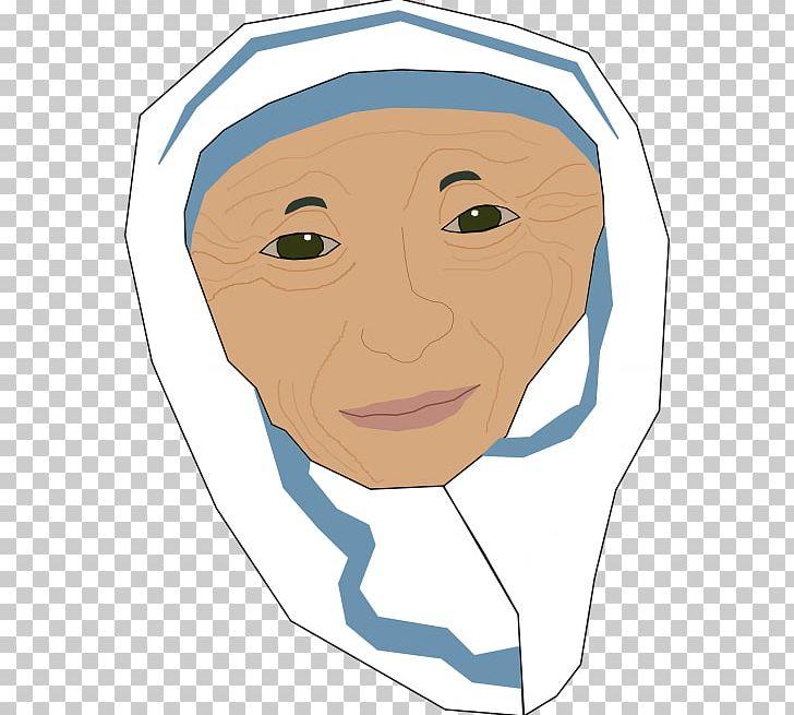 Nun with neck brace clipart svg download Mother Teresa Missionary Nun PNG, Clipart, Albanians, Art ... svg download