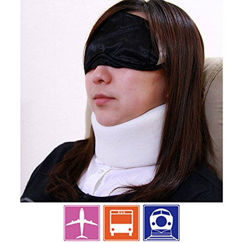 Nun with neck brace clipart picture royalty free Amazon.com: Comolife Anti-Snoring Neck Pillow , Chin strap ... picture royalty free