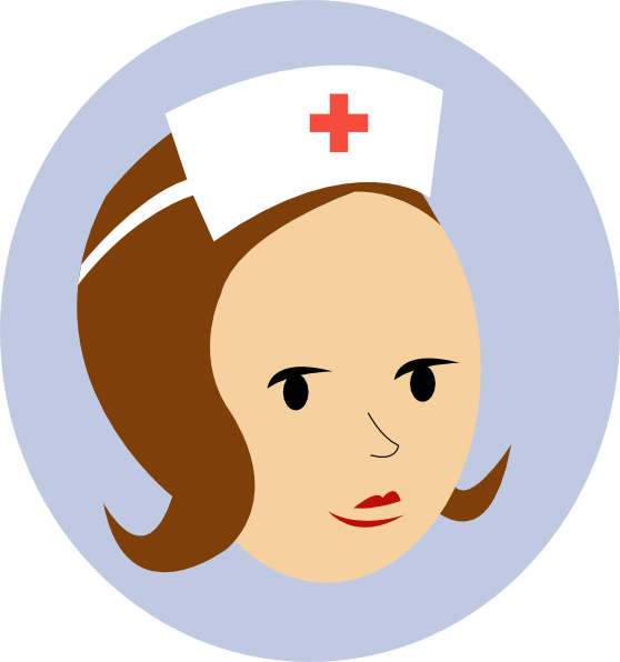Nurse cross clipart stock Nurse Clip Art at Clker.com - vector clip art online, royalty free ... stock