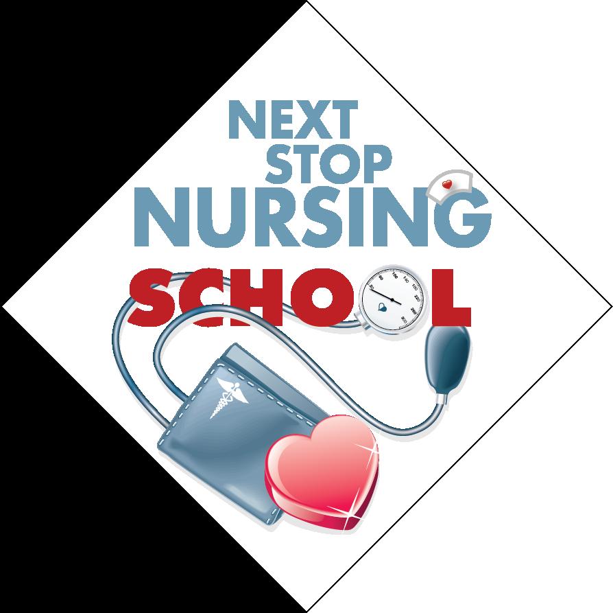 Nurse heart clipart banner library stock Nursing School Graduation Clipart banner library stock