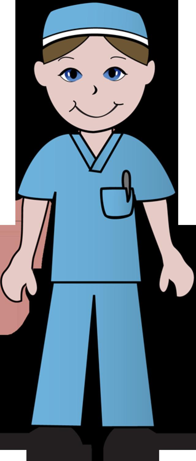 Nurse uniform clipart banner royalty free stock Nurse in scrubs clip art clipart images gallery for free ... banner royalty free stock