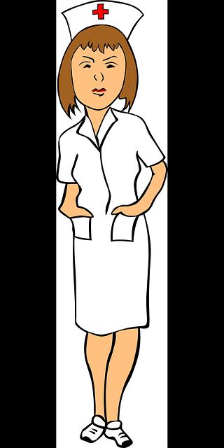 Nurse uniform clipart svg transparent Nurses in scrubs clip art nurse images stock - ClipartBarn svg transparent