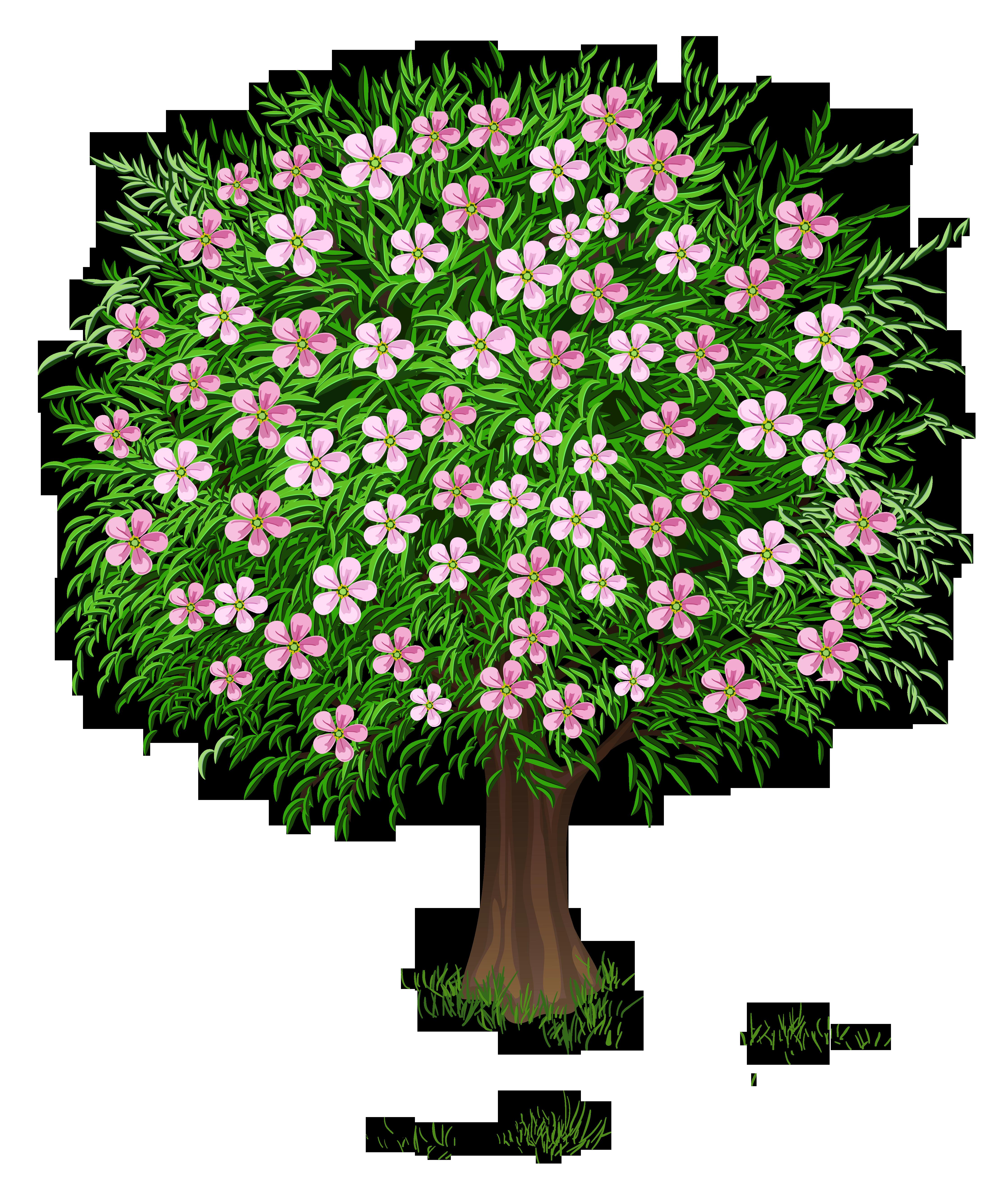 Tree in spring clipart jpg transparent stock Tree Clip art - Spring Tree Transparent PNG Clipart Picture 4470 ... jpg transparent stock