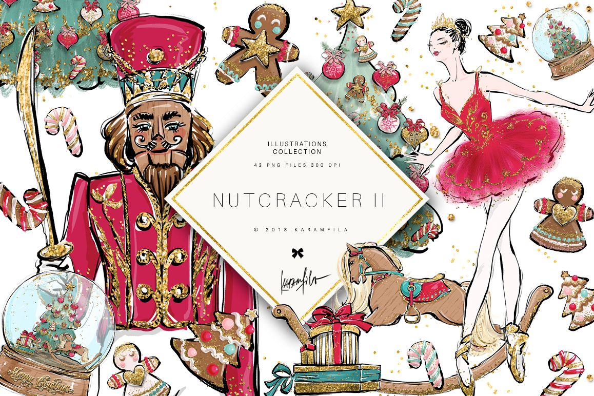 Nutcracker clipart image royalty free stock Nutcracker Clipart image royalty free stock