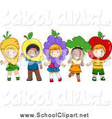 Nutrition month clip art vector library download Royalty Free Nutrition Month Stock School Designs vector library download