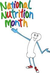 Nutrition month clip art jpg transparent library National Nutrition Month Clip Art – Clipart Free Download jpg transparent library