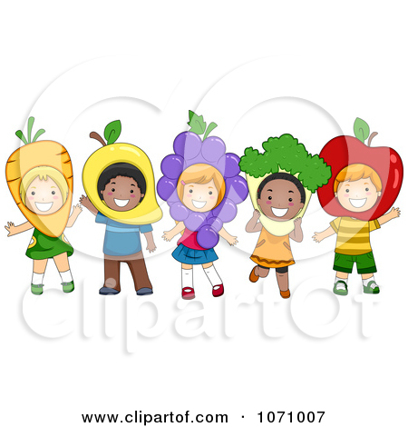 Nutrition month clip art picture freeuse library Royalty-Free (RF) Nutrition Month Clipart, Illustrations, Vector ... picture freeuse library