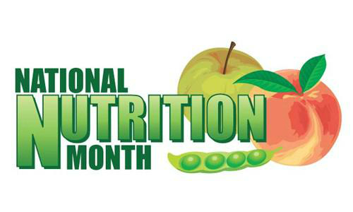 Nutrition month clip art clip black and white stock National Nutrition Month Clip Art – Clipart Free Download clip black and white stock