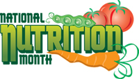 Nutrition month clip art graphic library download National Nutrition Month Clip Art – Clipart Free Download graphic library download
