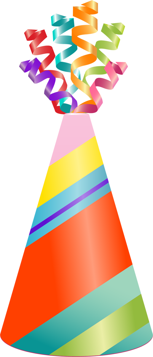 Nutritional facts for birthday clipart png