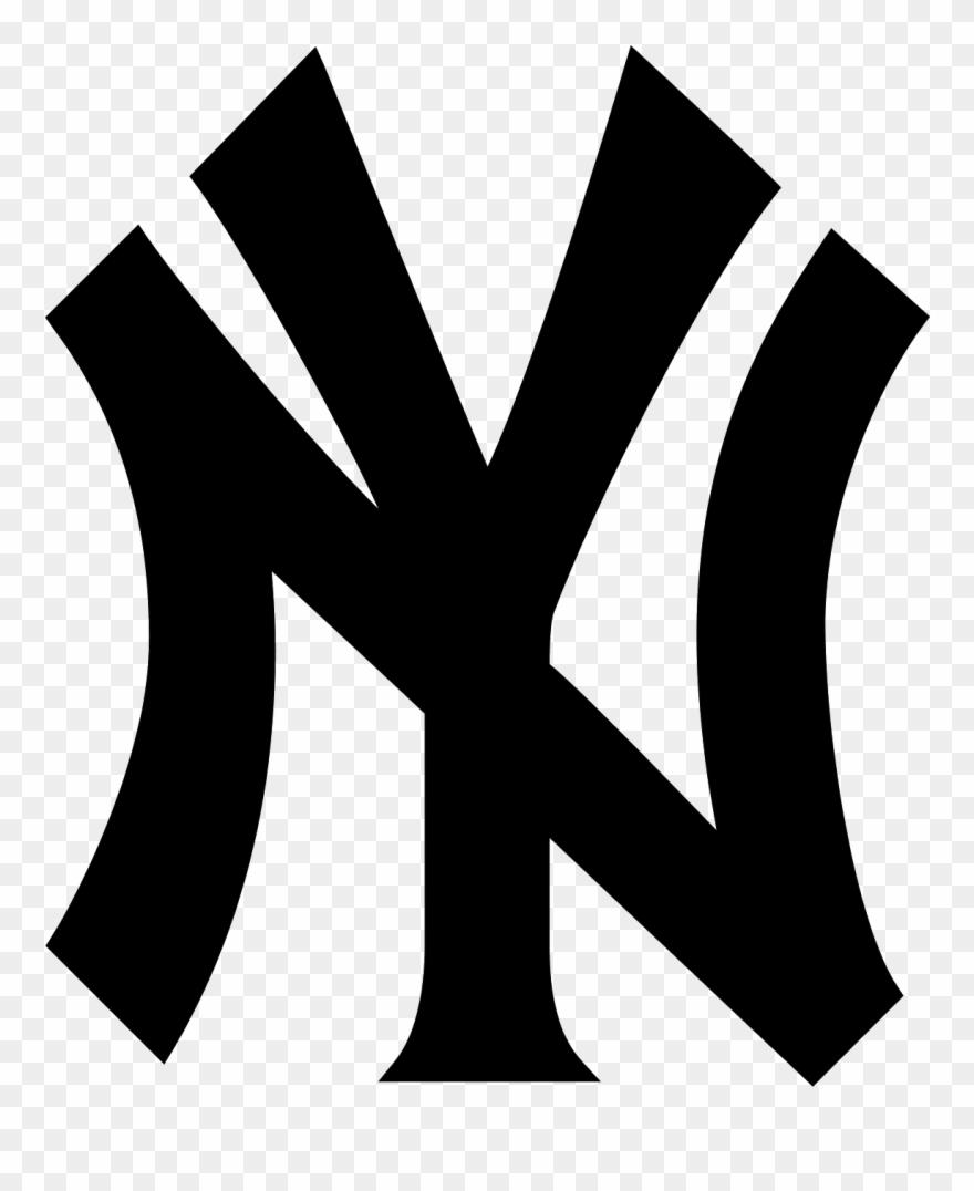 Yankee logo clipart png stock Mlb Era Cap Company - New York Yankees Png Clipart (#1613392 ... png stock