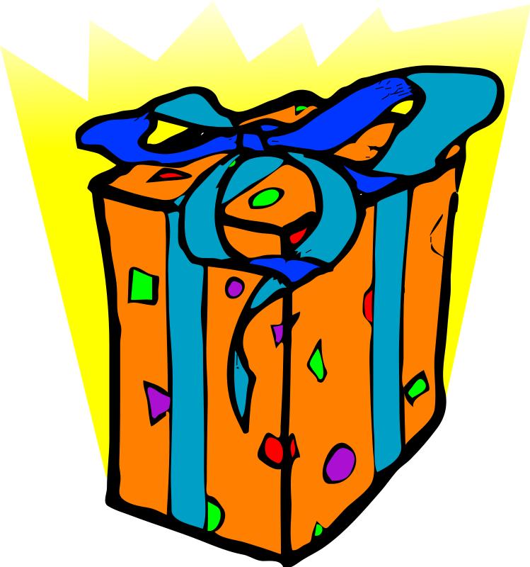 Nyas clipart vector freeuse Free BIRTHDAY PRESENT, Download Free Clip Art, Free Clip Art ... vector freeuse