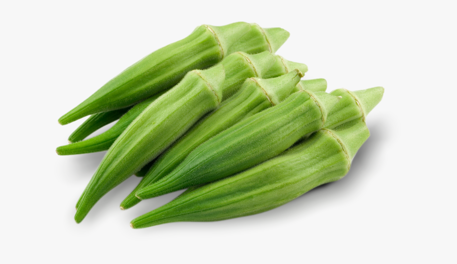 Oachra clipart png library download Okra At Kimmel Orchard Clipart - Vegetable Bhindi #2086559 ... png library download