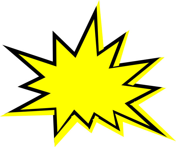 Oak creek clipart png black and white library explosions-clipart-starburst-4 – OAK CREEK ARTS AND CRAFTS SHOWS png black and white library