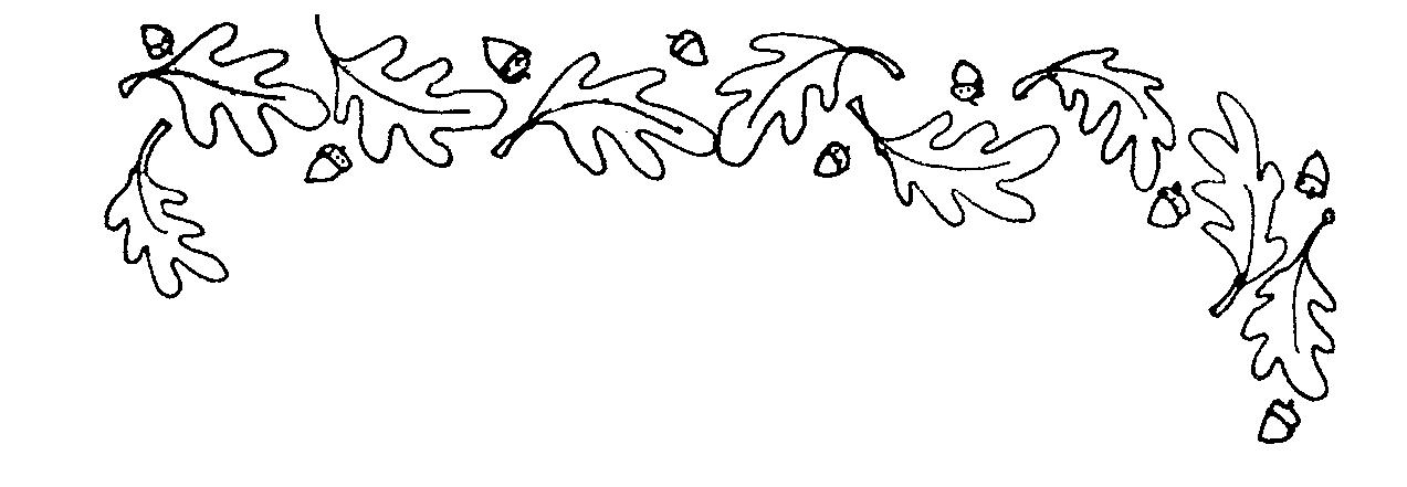 Oak leaf clip art black and white stock Fall Leaves Clip Art Black And White & Fall Leaves Clip Art Black ... stock