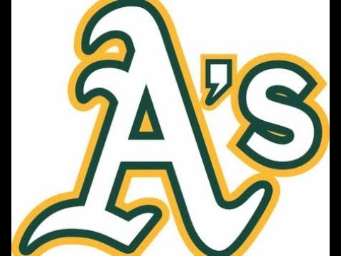 Oakland athletics clipart clip art freeuse stock ALL 2017 Oakland Athletics Home Runs clip art freeuse stock