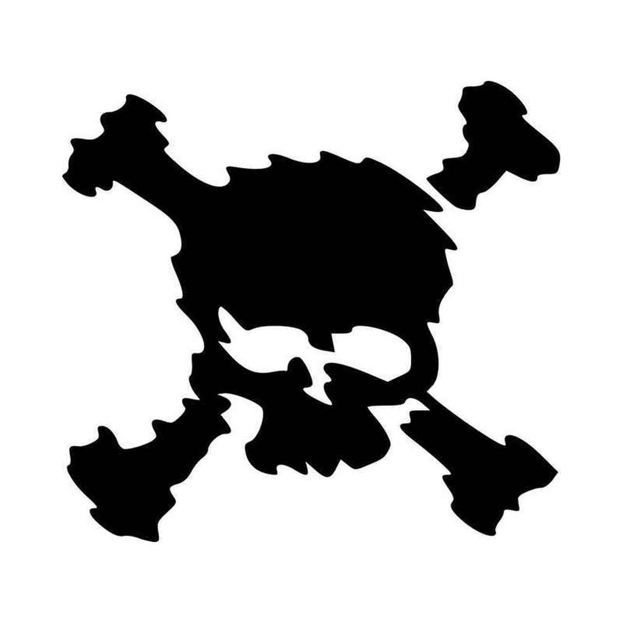 Oakley logo clipart svg stock Oakley Skull Logo Vinyl Decal Sticker svg stock